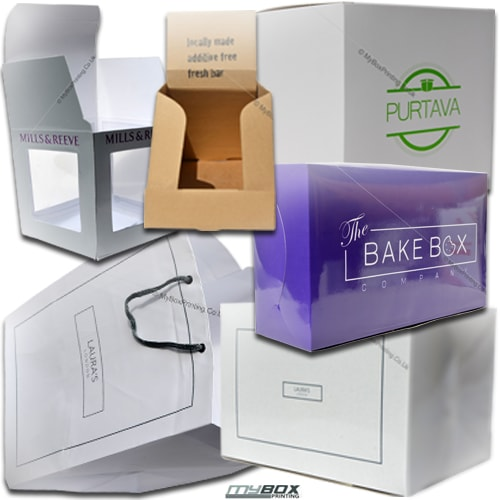 Bakery Packaging and Supplies UK