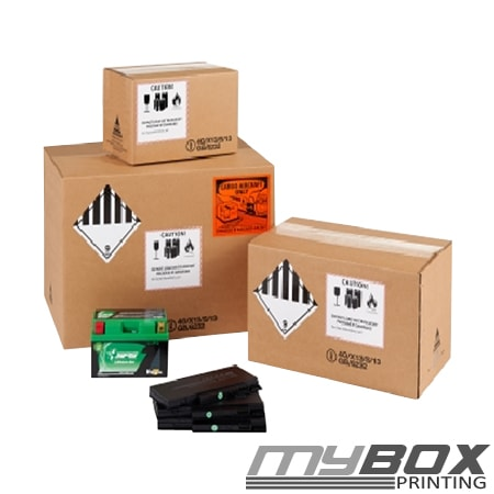 Battery Packaging Boxes