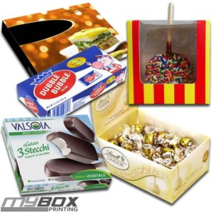 Confectionery Packaging Boxes