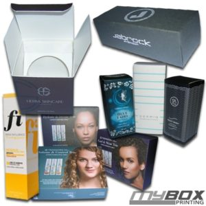 Cosmetic Packaging Boxes