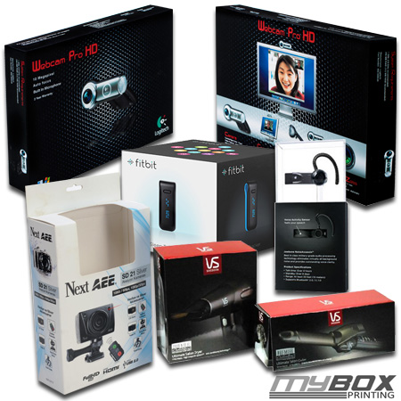 Electronics Packaging Boxes