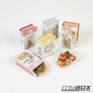 Flat Pack Packaging Boxes