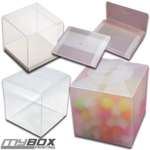 Frosted Packaging Boxes