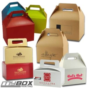 Gable Packaging Boxes