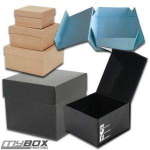 Custom Cardboard Hat Packaging Boxes