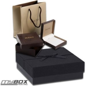 Customised Jewellery Packaging Boxes