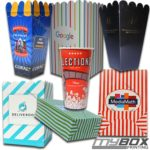 Popcorn Boxes and Bags
