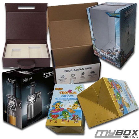 Products Packaging Boxes