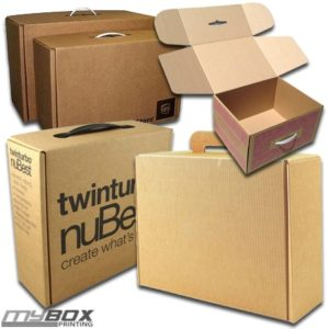 Suitcase Packaging Boxes