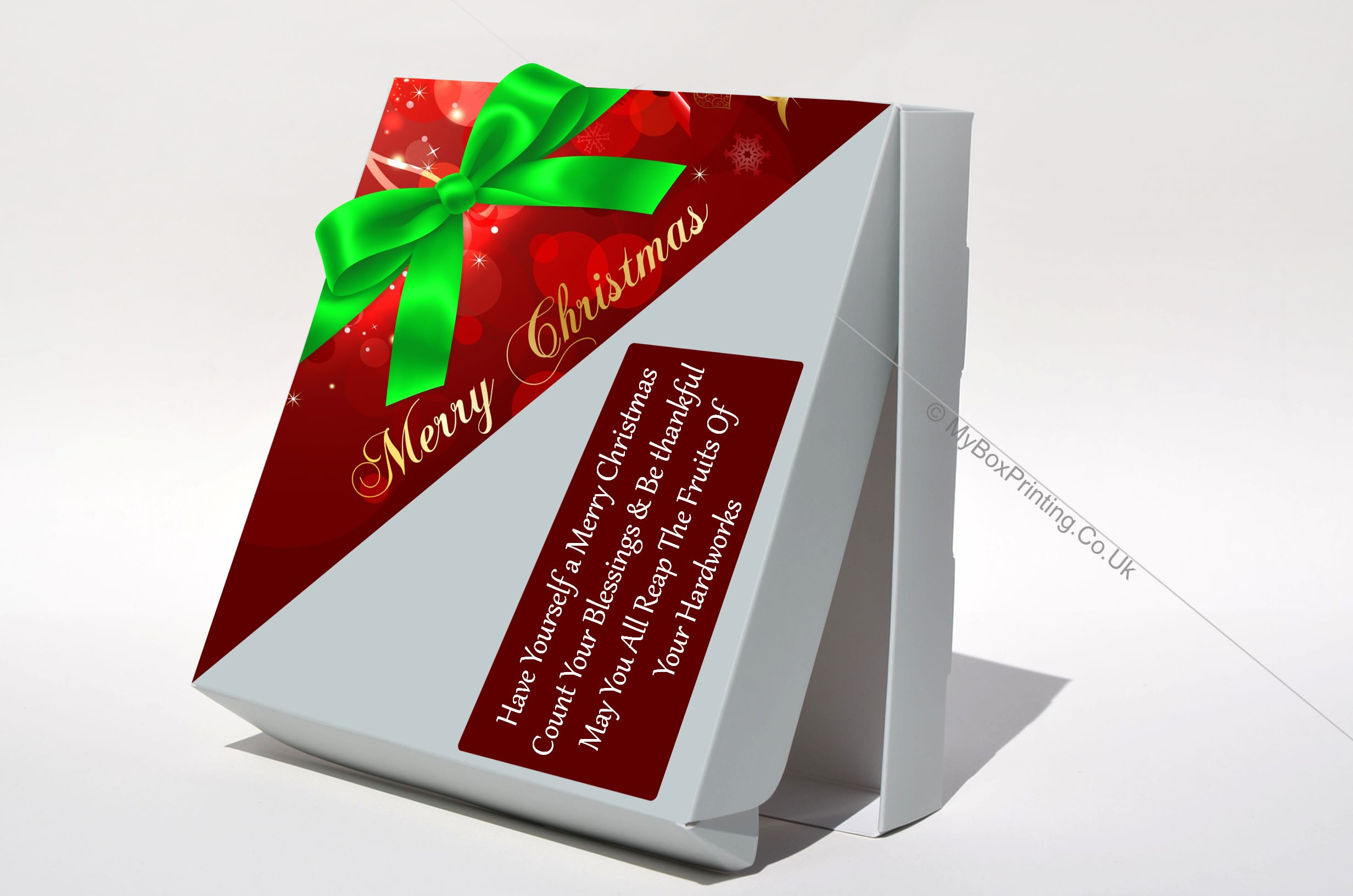 10% Discount on Chocolate Boxes For Christmas