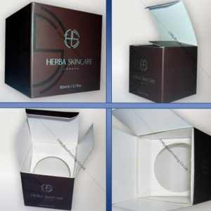 Skin Care Packaging Boxes