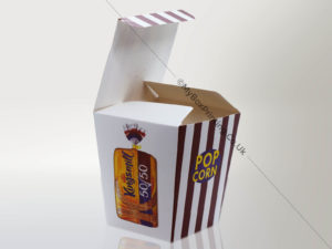 Popcorn Boxes With Lid