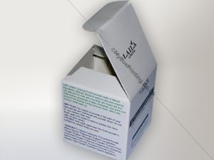 Tooth Whitening Powder Packaging Boxes