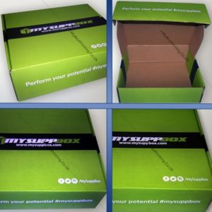 Supplement Packaging Boxes