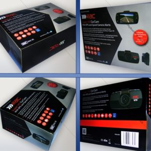 Car Cam Packaging Boxes