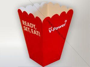 Mini Size Popcorn Boxes