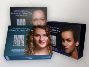 Haircare Packaging Boxes