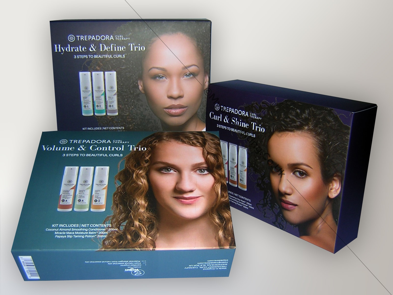 Hair Care Product Packaging Boxes