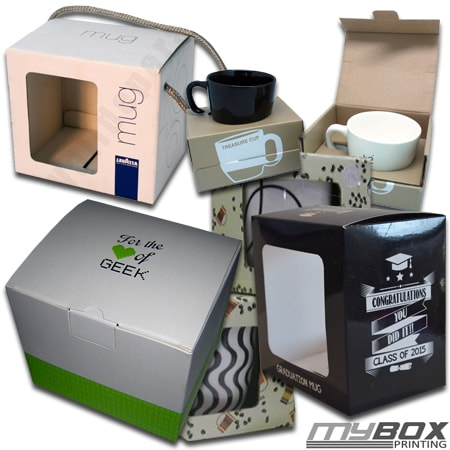 Mug Packaging Boxes