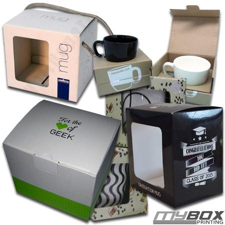 Mug Packaging Boxes