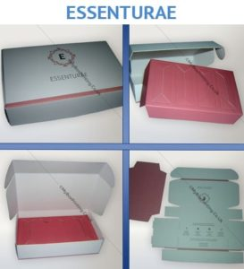 Organic Oil Packaging Boxes