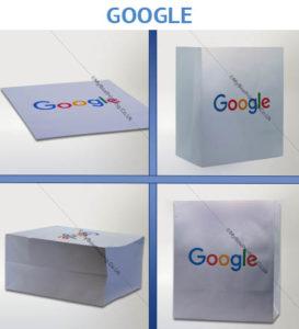 White Kraft Bags