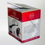 Electronic Steamer Packaging Boxes