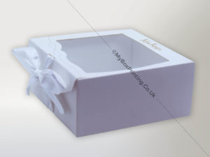 Luxury Cake Boxes