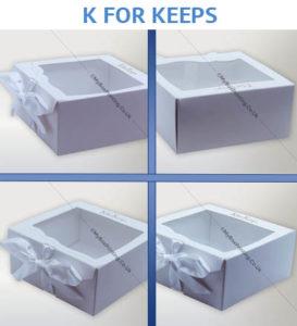 Luxury Cake Boxes