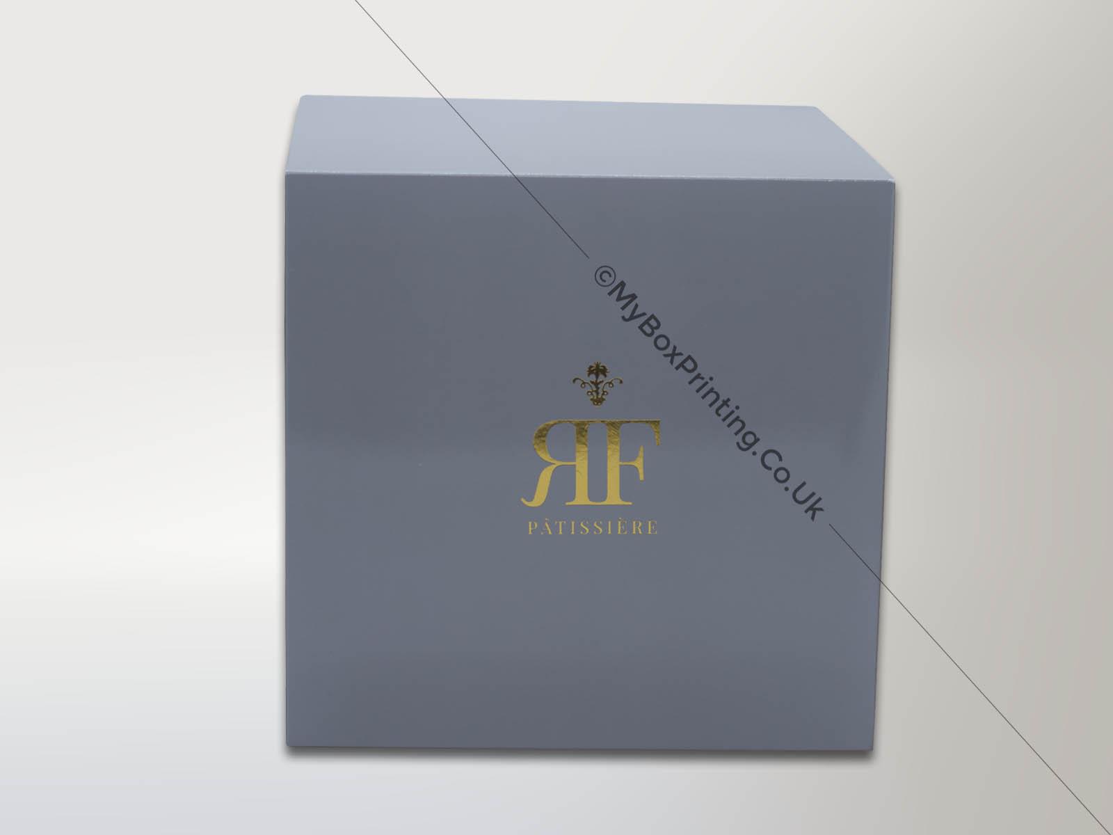 Custom Brownie Packaging Boxes My Box Printing